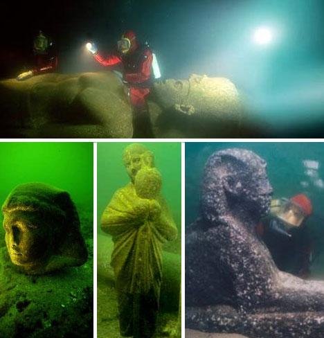 Alexandria - Underwater City